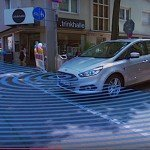 Ford introduces 180-degree camera in new Galaxy, S-MAX