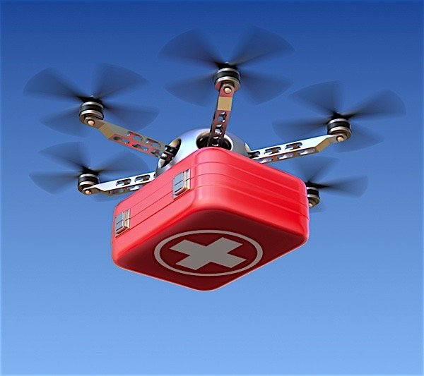 PwC-drone-technology-labour-cost-replacement-industry-medicine-infrastructure-EDIWeekly